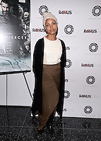 NEW YORK, NY - JUNE 24 :Singer Esperanza Spalding  pictured at the Premiere of premiere of RADiUS-TWC's SNOWPIERCER at MOMA in New York City, June 24, 2014 in New York City.© HP/ Starlitepics.