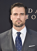 "HOLLYWOOD, CA - JUNE 04: Thomas Beaudoin arrives at the Premiere Of 20th Century Fox's ""Dark Phoenix"" at TCL Chinese Theatre on June 04, 2019 in Hollywood, California.<br /> CAP/ROT/TM<br /> ©TM/ROT/Capital Pictures"