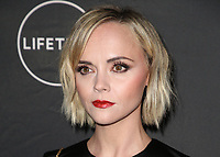 9 January 2019 - West Hollywood, California - Christina Ricci. Lifetime Winter Movies Mixer held at Studio 4 at The Andaz. Photo Credit: Faye Sadou/AdMedia