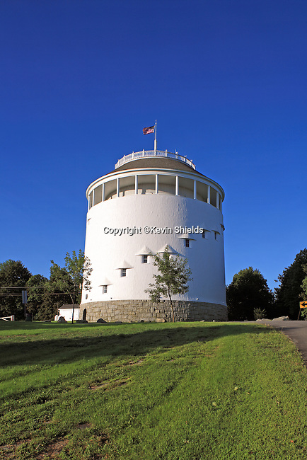Thomas Hill Standpipe in Bangor, Maine