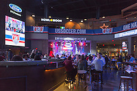 St. Louis, Mo. - Friday, November 13, 2015: U.S. Soccer Fan HQ prior to the U.S. Men's National team's 2018 FIFA World Cup Qualifying match versus St. Vincent and the Grenadines.