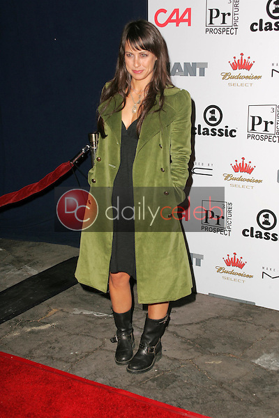 """Constance Zimmer<br />at the opening of the musical """"Rock of Ages"""". The Vanguard Theatre, Hollywood, CA. 01-28-06<br />Dave Edwards/DailyCeleb.com 818-249-4998"""