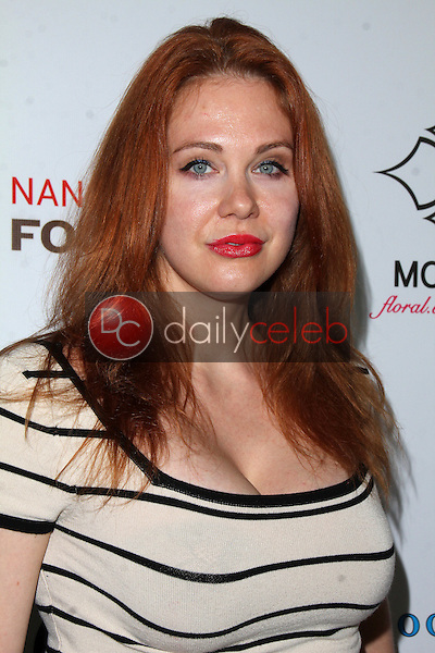 Maitland Ward<br /> at the VIVA GLAM Celebrity Issue Launch Hosted by Leah Remini, Riviera 31 Bar & Lounge, Los Angeles, CA 06-02-15<br /> David Edwards/DailyCeleb.Com 818-249-4998