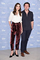 Margaret Clunie &amp; David Oakes at the photocall for season two of &quot;Victoria&quot; at Ham Yard Hotel, London, UK. <br /> 24 August  2017<br /> Picture: Steve Vas/Featureflash/SilverHub 0208 004 5359 sales@silverhubmedia.com