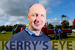 Jer Lynch from Ballymac attending the O'Riadas Vintage & Family Fun Day in Ballymac on Sunday.