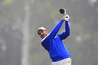 Gaganjeet Bhullar (IND) on the 14th tee during Round 1 of the UBS Hong Kong Open, at Hong Kong golf club, Fanling, Hong Kong. 23/11/2017<br /> Picture: Golffile | Thos Caffrey<br /> <br /> <br /> All photo usage must carry mandatory copyright credit     (&copy; Golffile | Thos Caffrey)