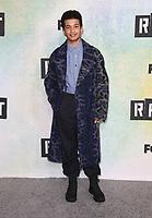 "08 January 2019 - Los Angeles, California - Jordan Fisher. FOX Hosts ""RENT"" Press Junket held at the FOX Lot. Photo Credit: Faye Sadou/AdMedia"