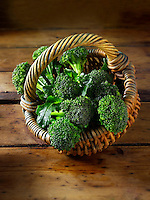 Brocoli stems photos, pictures & images