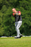 David Foley (Dromoland Castle GC) on the 17th tee during Round 1 of the Titleist &amp; Footjoy PGA Professional Championship at Luttrellstown Castle Golf &amp; Country Club on Tuesday 13th June 2017.<br /> Photo: Golffile / Thos Caffrey.<br /> <br /> All photo usage must carry mandatory copyright credit     (&copy; Golffile | Thos Caffrey)