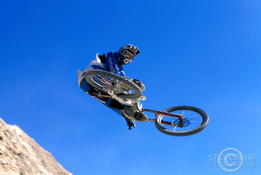 Steve Peat , Spain <br />