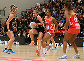 10th September 2017, PG Arena, Napier, New Zealand; Taini Jamison Netball Trophy, New Zealand versus England;  New Zealands Gina Crampton