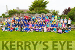 At the Kerins O'Rahillys GAA Strand Road Cul Camp on Monday