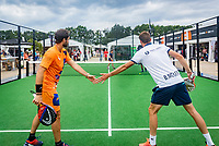 Den Bosch, Netherlands, 16 June, 2018, Tennis, Libema Open, Final Padel men<br /> Photo: Henk Koster/tennisimages.com