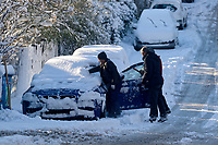 2019 01 08 Snow affects parts of Greece