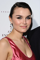 Samantha Barks at the gala screening for &quot;Bitter Harvest&quot; at the Ham Yard Hotel, London, UK. <br /> 20 February  2017<br /> Picture: Steve Vas/Featureflash/SilverHub 0208 004 5359 sales@silverhubmedia.com