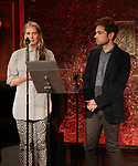 Harry Potter and the Cursed Child: designers Christine Jones and Brett J. Banakis attends The New York Drama Critics' Circle Awards at Feinstein's/54 Below on May 10, 2018 in New York City.