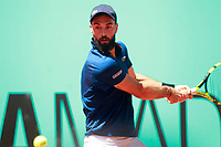 Benoit Paire, France, during Madrid Open Tennis 2018 match. May 8, 2018.(ALTERPHOTOS/Acero) /NortePhoto.com