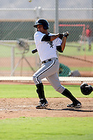 Jerry Puentes - Chicago White Sox - 2010 Instructional League.Photo by:  Bill Mitchell/Four Seam Images..