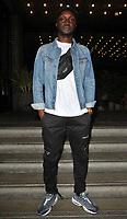 Arnold Oceng at the James Bay x TOPMAN new capsule collection launch party, Ace Hotel Shoreditch, Shoreditch High Street, London, England, UK, on Tuesday 08 August 2017.<br /> CAP/CAN<br /> &copy;CAN/Capital Pictures
