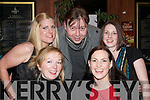 2010: Enjoying great fun celebrating the New Year at the Abbey Inn front l-r: Denise Burns and Sheila O'Briey, Abbeydorney. Back l-r: Marlene Ferlane, Moss Whelan and Paula Duggan, Tralee.