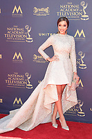 PASADENA - APR 30: Reign Edwards at the 44th Daytime Emmy Awards at the Pasadena Civic Center on April 30, 2017 in Pasadena, California