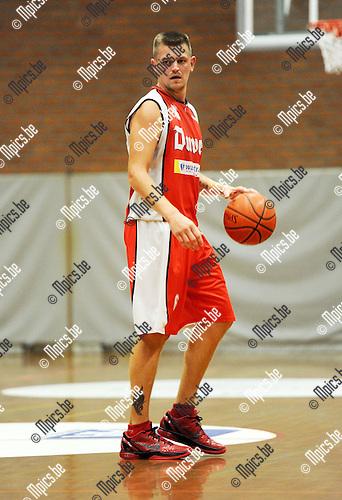 2011-08-20 / Basketbal / seizoen 2011-2012 / BBC Willebroek / Bart Van Breedam..Foto: Mpics