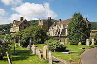 United Kingdom, England, Shropshire, Craven Arms: Stokesay Castle | Grossbritannien, England, Shropshire, Craven Arms: Stokesay Castle