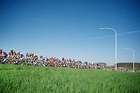 peloton driveby<br /> <br /> 55th Brabantse Pijl 2015
