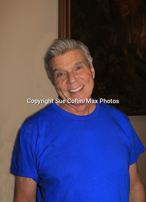 """Singer John Davidson stars in the National Tour of Wicked as """"The Wonderful Wizard of Oz"""" on July 31, 2013 at the Kimmel Center for the Performing Arts in Philadelphia, Pennsylvania. (Photo by Sue Coflin/Max Photos)"""