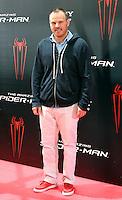 Marc Webb - The Amazing Spider-Man - photocall in Madrid NORTEPHOTO.COM<br /> **SOLO*VENTA*EN*MEXICO**<br /> **CREDITO*OBLIGATORIO** <br /> *No*Venta*A*Terceros*