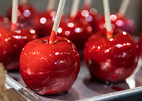 Candy apple treats.