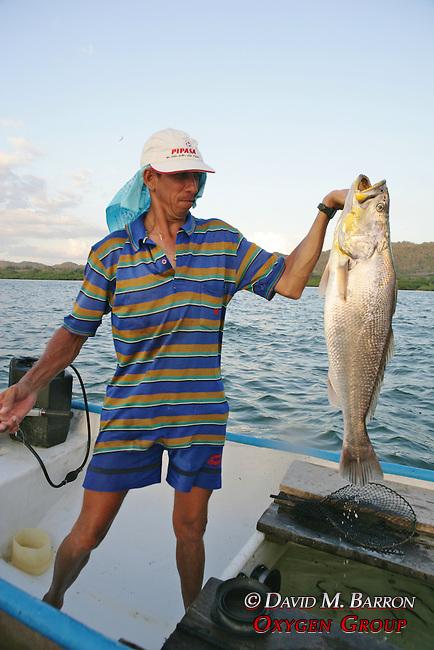 Fishman Fish He Caught