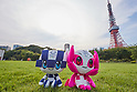 Official Mascots of the Tokyo 2020 Olympic and Paralympic Games