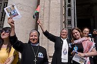 Festa per le due Sante palestinesi
