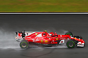 29th September 2017, Sepang, Malaysia;  Motorsports: FIA Formula One World Championship 2017, Grand Prix of Malaysia, #7 Kimi Raikkonen (FIN, Scuderia Ferrari),