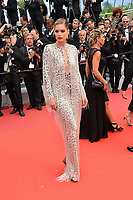 "CANNES, FRANCE. May 21, 2019: Doutzen Kroes  at the gala premiere for ""Once Upon a Time in Hollywood"" at the Festival de Cannes.<br /> Picture: Paul Smith / Featureflash"