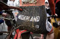 Muddy Nederland<br /> <br /> Junior Men's race<br /> UCI 2016 cyclocross World Championships