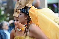 CULTUUR: SINT NICOLAASGA: 07-09-2017, Allegorische optocht, ©foto Martin de Jong