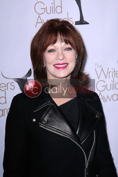 Frances Fisher<br /> at the 2013 Writers Guild Awards, JW Marriott, Los Angeles, CA 02-17-13<br /> David Edwards/DailyCeleb.com 818-249-4998
