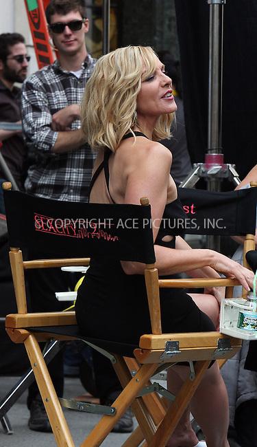 WWW.ACEPIXS.COM . . . . .  ....September 8 2009, New York City....Actress Kim Cattrall on the Fifth Avenue set of the new 'Sex and the City' movie on September 8 2009 in New York City....Please byline: AJ Sokalner - ACEPIXS.COM..... *** ***..Ace Pictures, Inc:  ..tel: (212) 243 8787..e-mail: info@acepixs.com..web: http://www.acepixs.com