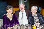 Kilmoyley GAA annual social held in the Ballyroe Heights hotel, Tralee last Saturday night and there were L-R Ann&John Quane with Helen O'Hara.