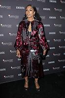 LOS ANGELES - NOV 4:  Angela Bassett at the Hamilton Behind the Camera Awards at the Exchange LA on November 4, 2018 in Los Angeles, CA