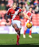 Grant Leadbetter of Middlesbrough - Middlesbrough vs. Leeds United - Skybet Championship - Riverside Stadium - Middlesbrough - 21/02/2015 Pic Philip Oldham/Sportimage