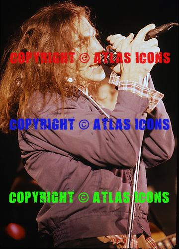 PEARL JAM: Live, In New York City, On April 12, 1992:.Photo Credit: Eddie Malluk/Atlas Icons.com