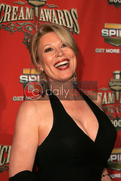 """Leslie Easterbrook<br />at Spike TV's """"Scream Awards 2006"""". Pantages Theatre, Hollywood, CA. 10-07-06<br />Dave Edwards/DailyCeleb.com 818-249-4998"""