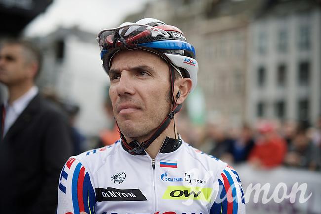 Joaquim Rodriguez (ESP/Katusha) before the race<br /> <br /> 101th Liège-Bastogne-Liège 2015