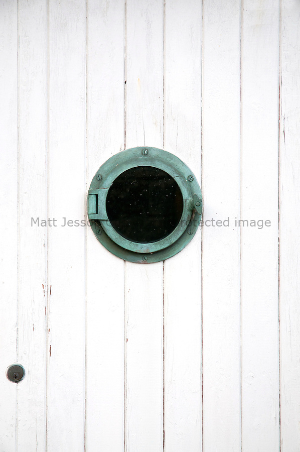 Cadgwith Port Hole  Window