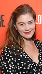 """Laura Dreyfuss  attending the Broadway Opening Night Performance of  """"Lobby Hero"""" at The Hayes Theatre on March 26, 2018 in New York City."""