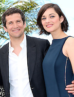 "Marion Cotillard & Guillaume Canet - "" Blood Ties "" Photocall _66th Cannes Film Festival"