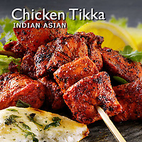 Chicken Tikka Indian Recipe Images | Food Pictures & Photos